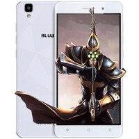 Orijinal Bluboo Maya Android 6.0 5.5 inç 3G Cep Telefonu MTK6580 Quad Core 1.3 GHz 2 GB RAM 16 GB ROM 13.0MP + 8.0MP 1280*720 3000 mAh