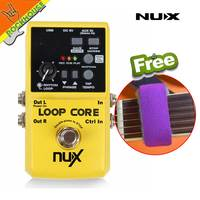 NUX Loop Core Multi Modulation Effects Such As Elay Echo Reveberation Chorus Flanger Phase And So