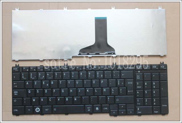 NEW For Toshiba Satellite L755 L760 L770D L775  FR  French  laptop keyboard