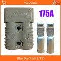 Оригинальный новый разъем питания AITM 2P 175A 600 V  штепсельная Вилка для аккумулятора  комплекты разъемов для вилочного погрузчика