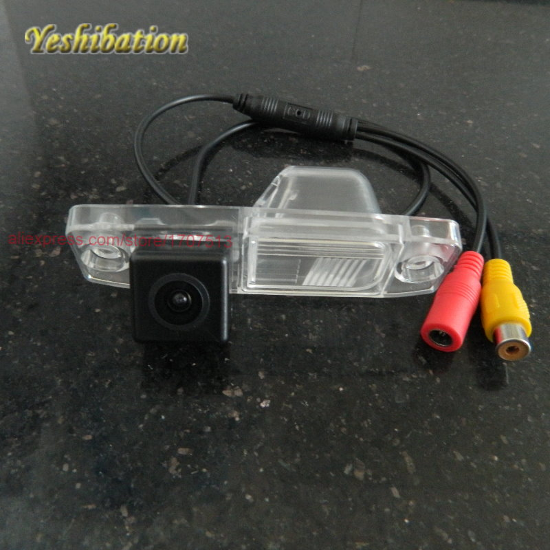 Reversing Camera For Hyundai Elantra MD UD 2011~2015 Waterproof Best Quality HD CCD Car Rear View BackUp Reverse Parking Camera image