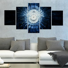 New Arrival Abstract Oil Painting Canvas Unframed for Modern Home Decor Modular High Quality Wall Art 5pcs/set Gifts
