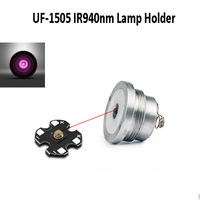 UniqueFire 3 Modes Driver Drop in 1505 IR 940nm LED Pill IR 940nm Lamp Holder Fit For 1505 Flashlight