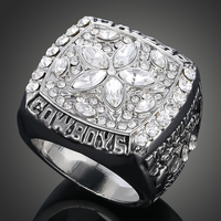 Retro Sport Fans Big Men Jewelry New Vintage Replica Super Bowl Rings Dallas Cowboys J02023