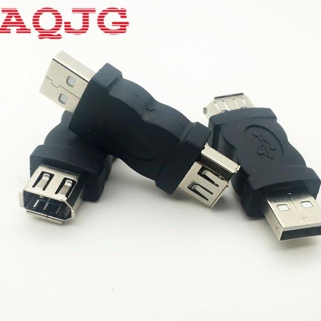 6 Pin Weibliche Firewire IEEE 1394 auf USB Stecker adapter konverter ...