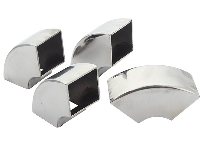Mm stainless steel square elbow degrees