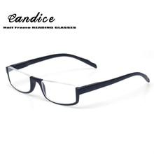 Reading Glassesl Fashion Plasitic Half Frame Woman Men Eyewears Glasses Spring Hinge Black Tortoise Hyperopia gafas de lectura