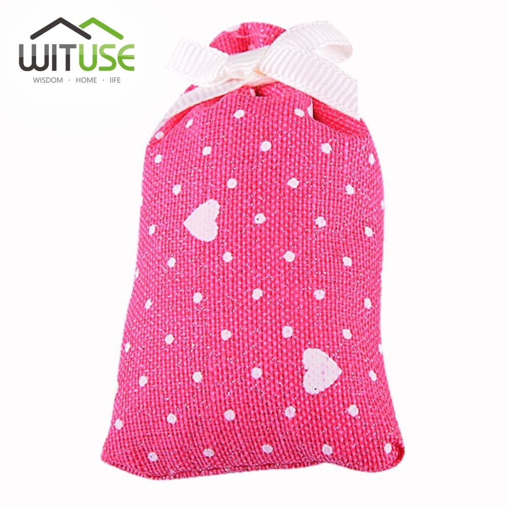 7 Smells 1 or 7 Bag/ Sale Natural Plant Mothproof Fragrance Sachet Bag Car Wardrobe Incense Rose Lily Jasmine Lavender Sachet