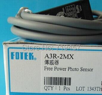 Trasporto libero 100 nuovo A3R-2MX sensore interruttore fotoelettricoTrasporto libero 100 nuovo A3R-2MX sensore interruttore fotoelettrico