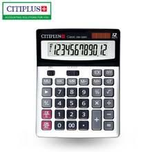 Настольный компьютер электронный калькулятор счетчик солнечной