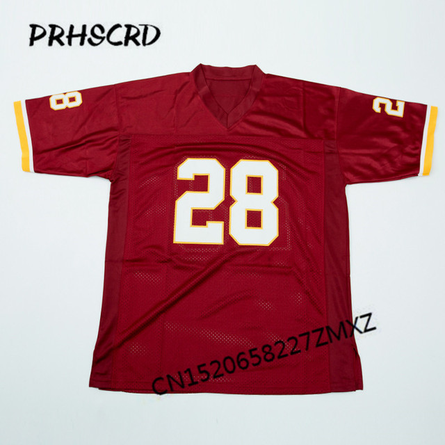 check out 3c5dc d2f70 US $29.99 |Retro star #28 Darrell Green Embroidered Throwback Football  Jersey-in America Football Jerseys from Sports & Entertainment on ...