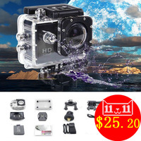 SJ 1080 마력 HD 미니 스포츠 액션 카메라 방수 캠 DV 미니 캠코더 헬멧 Gopro의 스타일 프로 화면 물 방지