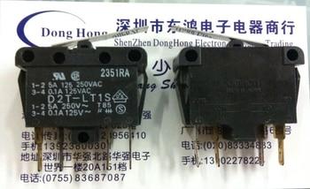 10PCS/LOT D2T-LT1S micro switch limit switch, genuine low price