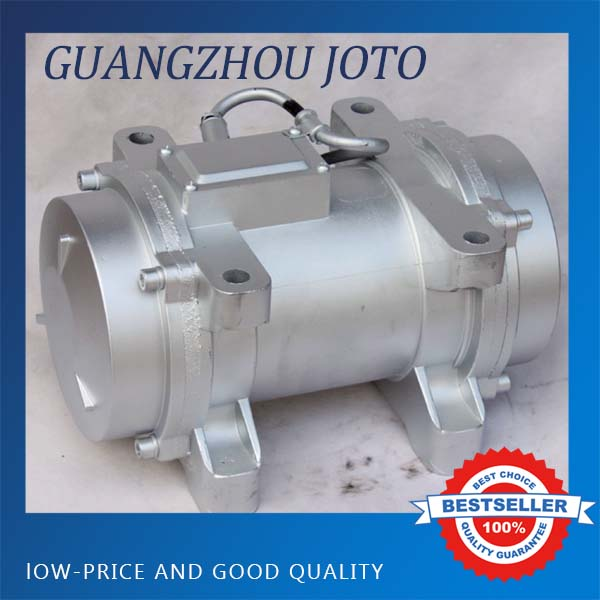 380V Big Power Aluminum Alloy Silver 1.1KW Industrial Vibration Motor