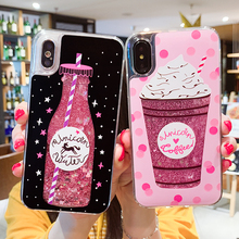 Glitter Liquid Case For Samsung Galaxy and iPhone