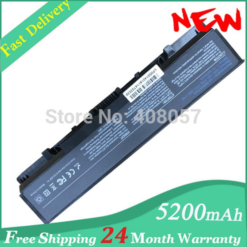 6cell Laptop <font><b>Battery</b></font> for <font><b>Dell</b></font> Vostro 1500 1700 <font><b>Inspiron</b></font> 1520 1521 <font><b>1720</b></font> 1721 GK479 GR995 KG479 NR222 NR239 TM980 FK890 312-0520 image