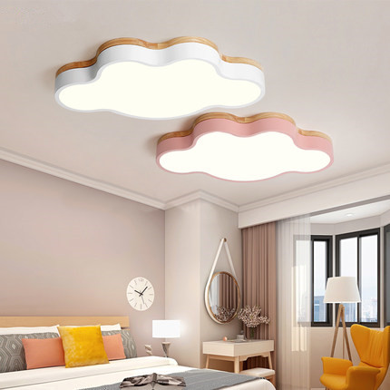 Здесь можно купить  Round Wooden LED Ceiling Lights With Remote Control Modern Ceiling Lamp For Living Room Dining Kitchen Lighting Fixtures  Свет и освещение