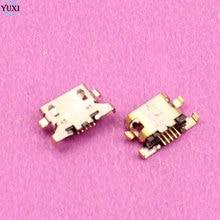 YuXi 1pcs Micro USB Jack Charging Port Socket USB Connector For Xiaomi Redmi 3S / Note 4 Note4