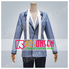 COSPLAYONSEN Game A3 MANKAI Kaika Sengen Autumn Settsu Banri cosplay costume full set