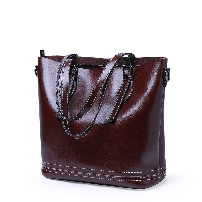 Fashion Women Genuine Leather Handbags Designer Bag Famous Real Leather Bag Ladies Crossbody Messenger Shoulder Handbag