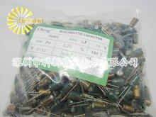 500 шт. X 100% Новое Chengx 680 МКФ 16 В 8X12 LOW ESR Алюминиевых Электролитических Конденсаторов Разъем