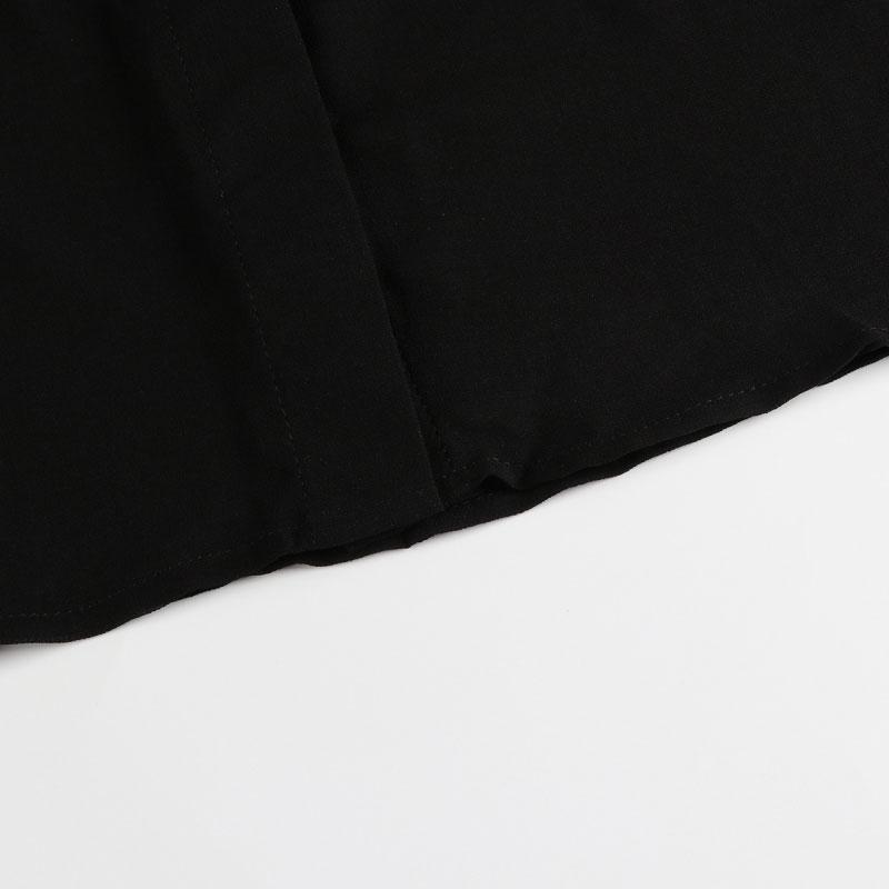 HDY Women Black Sheer Blouse Shirts Lantern Sleeve Bow Tie Lace up Sexy Lady Shirts Bowknot Elegant Female Tops Blusas Femininos 15