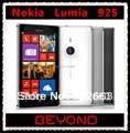 Nokia Lumia 925 Original Unlocked Windows Mobile Phone 8 4.5'' 8MP WIFI GPS 3G&4G GSM 16GB internal Storage Dropshipping