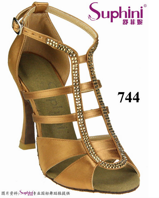 FREE SHIPPING  zapatos de baile latino mujer New Arrival Dance Woman Shoes zapatos de baile Suphini Latin Dance Shoes Woman