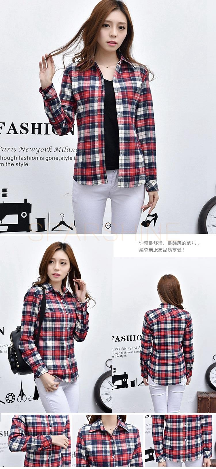 HTB1h6TbLFXXXXa9XVXXq6xXFXXXc - Girl's Plaid Flannel Shirt PTC 67