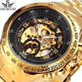2017 Luxury Brand SEWOR Military Skeleton Watch Men Sport Automatic Mechanical Watch GoClock Mens Montre Homme Relogio Masculino
