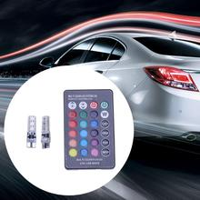 LED Color Change Light Car with Remote