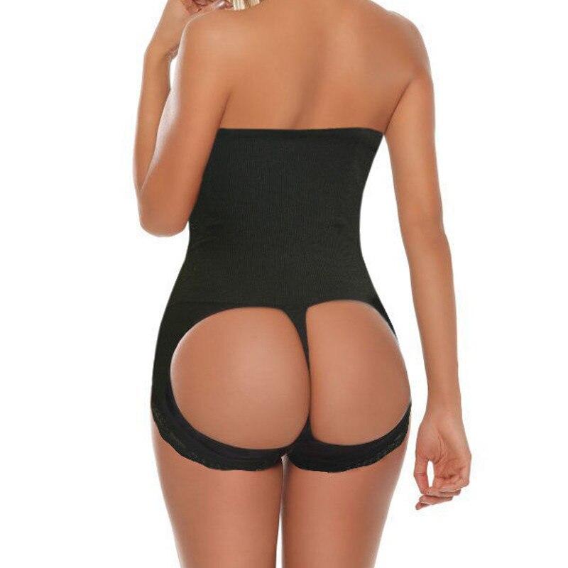 Výprodej Nové značky Sexy ženy Butt Lifter Shapewear Butt Enhancer Body Shaper zeštíhlující spodní prádlo Dámské kalhotky