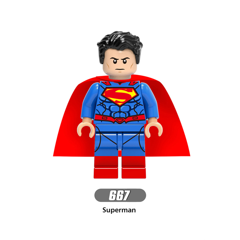 Super Heroes Marvel Figures Superman Batman Green Magic Iron Man LEGOINGLYS Building Blocks Mini Bricks Children Toys GH27 legoelied star wars super heros marvel dc minifigures darth revan yoda deadpool batman v superman figures building blocks toys