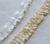 2017 hot sale Stretch cotton lace Cloth art lace lace doll accessories f920 all post free