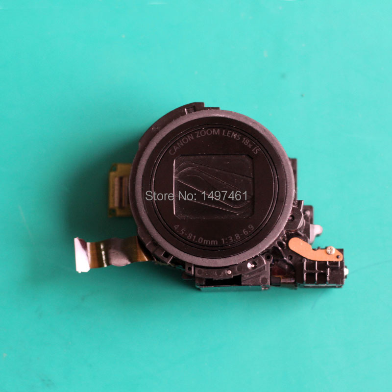 95% New Optical zoom lens +CCD Repair Part For Canon Powershot SX610 HS ; PC2191 Digital camera new optical zoom lens ccd repair part for canon powershot sx530 hs pc2157 digital camera