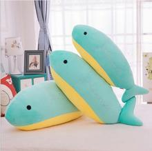 WYZHY Soft whale plush toy sofa bedroom decoration send friends and children gifts  110CM