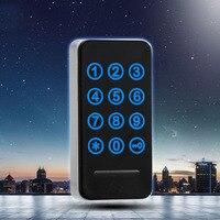 Drawer Combination Lock Digital Keypad Password Key Access Cabinet Door Lock Digital Electronic Security Coded For Locker