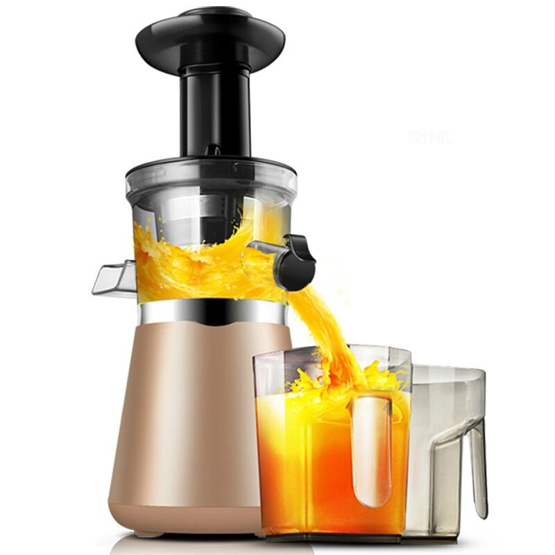 Juicers Vertical juice machine, low speed juicer, domestic water electric machine.NEW