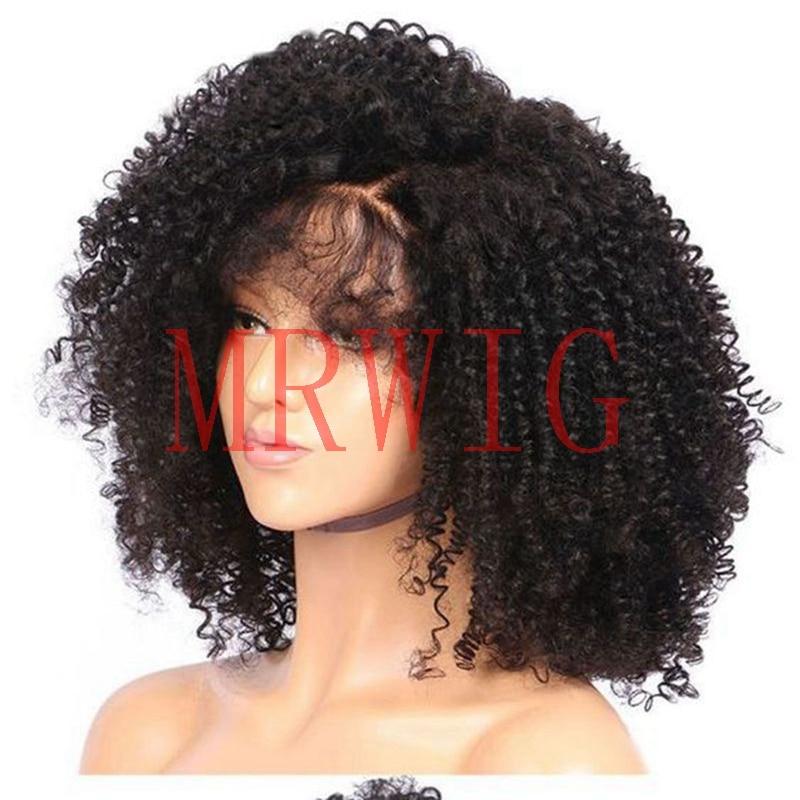 MRWIG Μαύρο / Μπράουν / Ξανθιά αφρό - Συνθετικά μαλλιά - Φωτογραφία 2