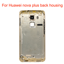 JPFix задняя крышка аккумулятора корпус для Huawei Nova plus Maimang5 задняя крышка чехол Замена