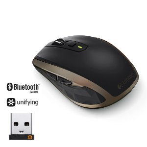 Fin Logitech MX Anywhere 2 Wireless Mobile Mouse-in Mice from Computer TH-86