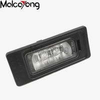 4G0943021 Nuovo Originale Luce targa A LED Per A1 A3 A4 A5 A6 A7 Q3 Q5 TT 2010-2014 3AF943021A
