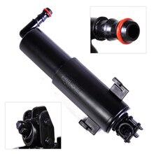 beler OEM 61677179311 Headlight Headlamp Washer Nozzle Pump Cylinder for BMW E90 3 Series 323i 325Ci