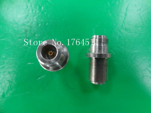 ФОТО [LAN] SUHNER N disassemble the original female connector to N female converter  --2PCS/LOT