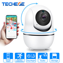Techege Home Security IP Camera Wi-Fi 1080P Wireless Network Camera CCTV Camera Surveillance P2P Night Vision Baby Monitor(China)