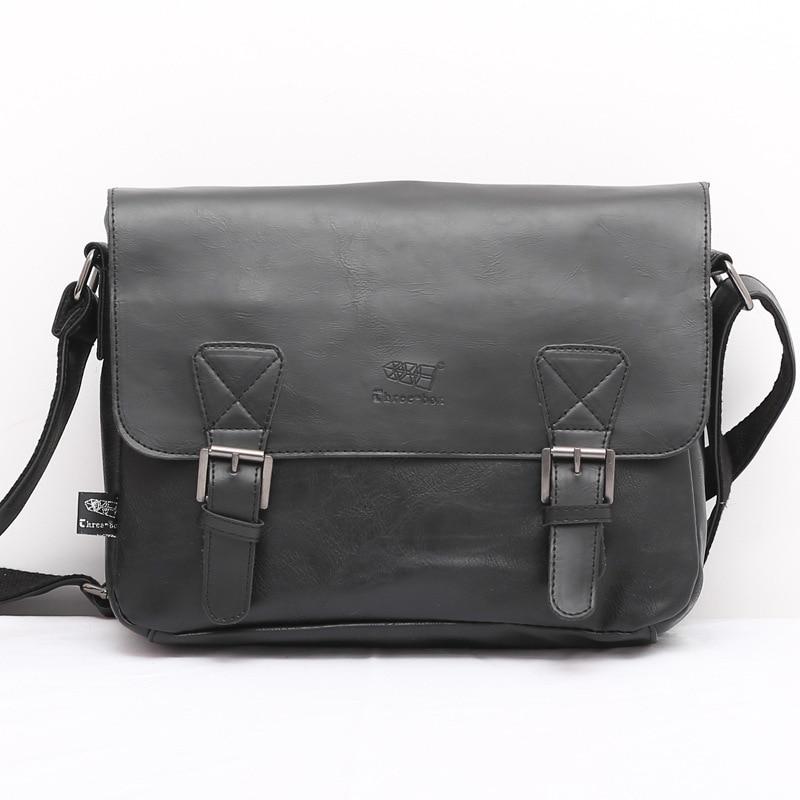 Maxwell Promotion New Best Gift Genuine Leather Bag Men Messenger Bags Male Briefcase Portfolio Laptop Bag #3539