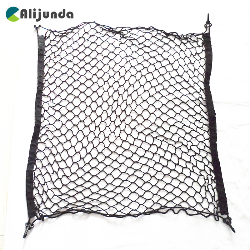 Alijunda Car trunk floor cargo net for Jaguar XF XJS XJ XK