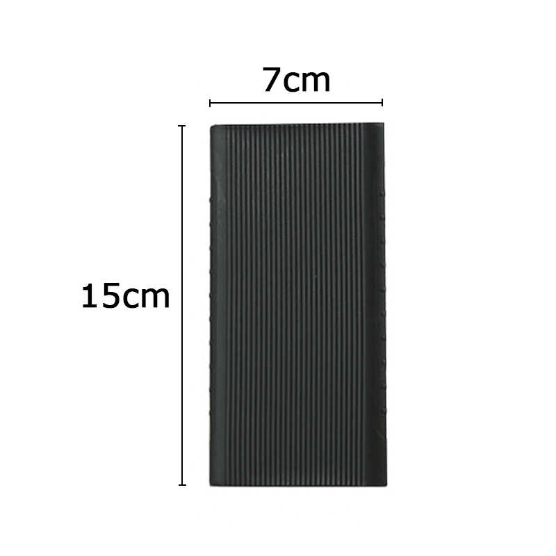 Için xiaomi güç kaynağı durumda 2 10000 mAh silikon yumuşak koruyucu kılıf kol için Xiaomi Powerbank 2 10000mah çift USB bağlantı noktası kabuk