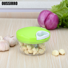 1 Pc Kitchen Tools Onion Vegetable Chopper Multifunctional Hand Speedy Fruits Chopped Shredders Slicers Accessories Tool