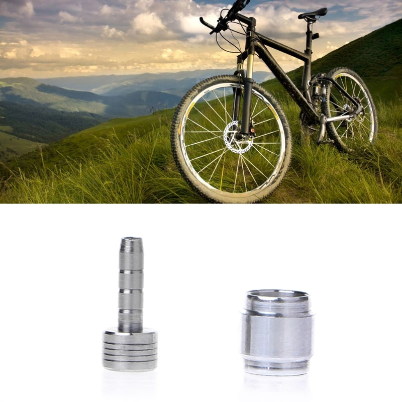 Bicycle Brake Disc Hose Pressing Rings T Needle For AVID SRAM Oil Disc Cycling High Quality